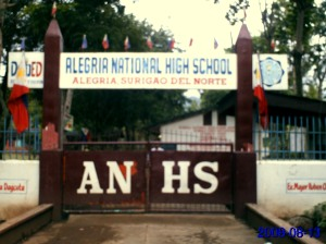 The Alegria National High School